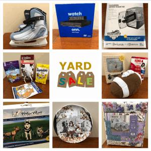 Some Yard Sale Goodies